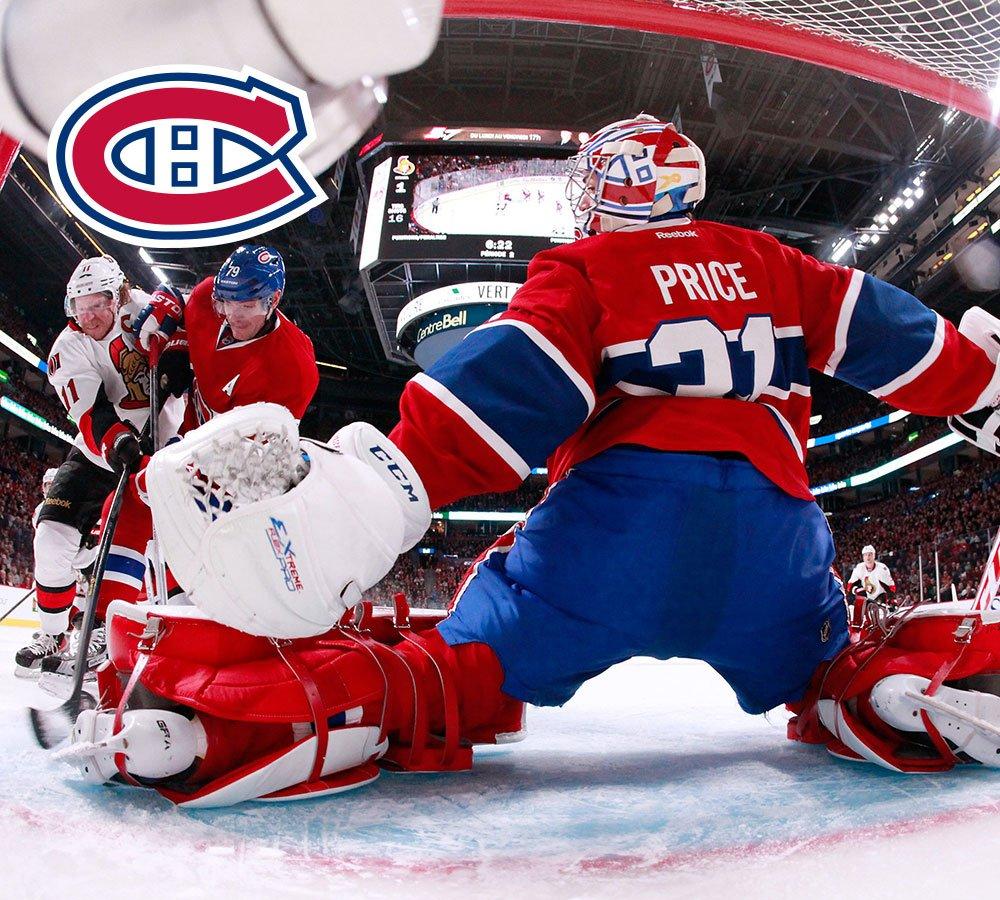 Canadiens de Montréal – Lancement de la saison