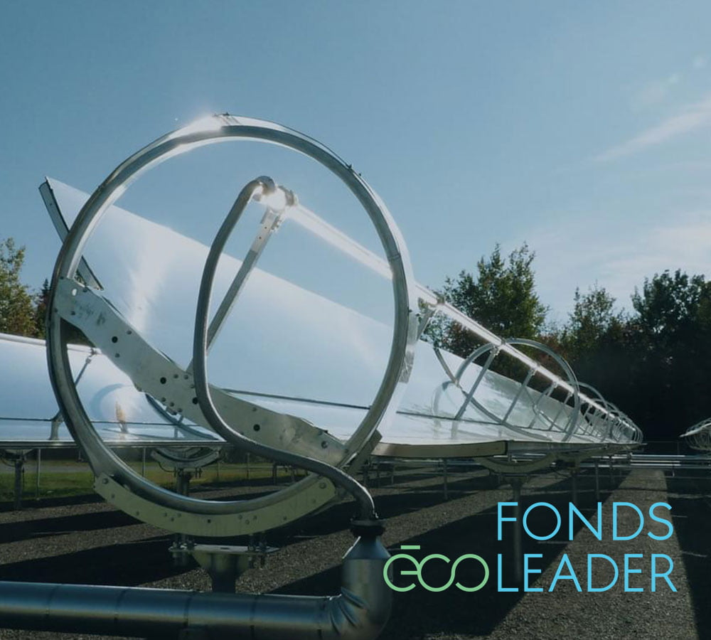 Fonds Écoleader – Site Web