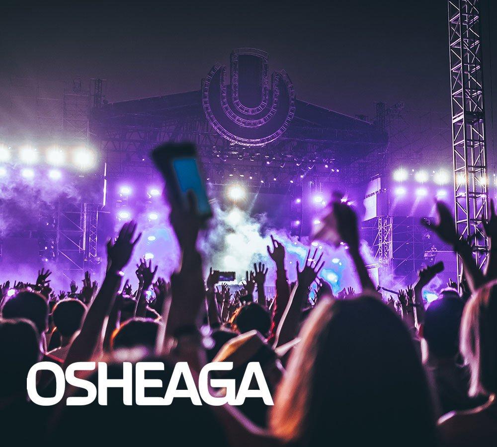 Festival Osheaga – Vidéo RFID
