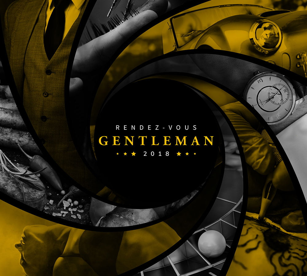RDV Gentleman – Site Web