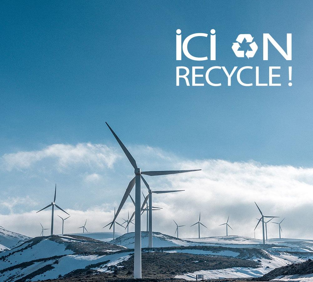 Recyc-Québec – Conception site web