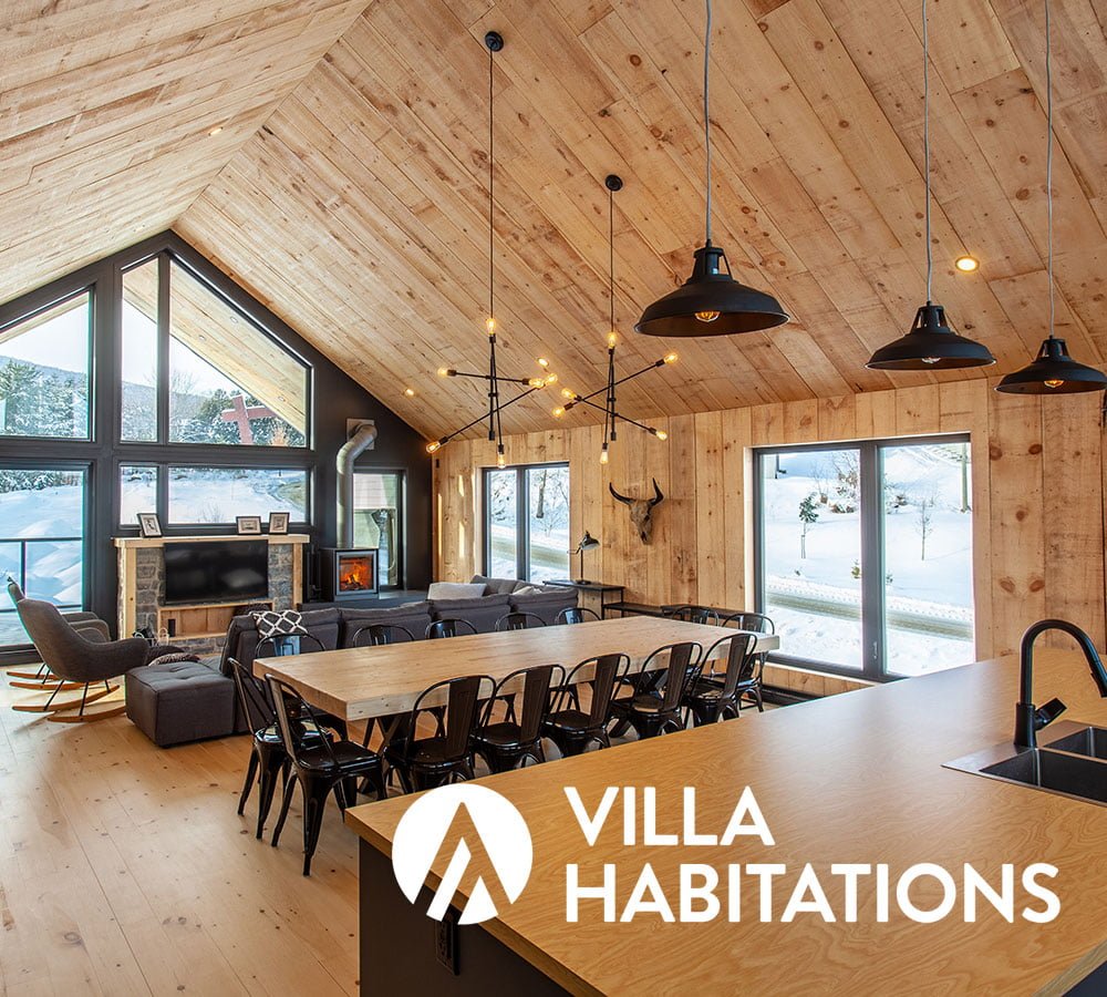 Villa Habitations – Site Web