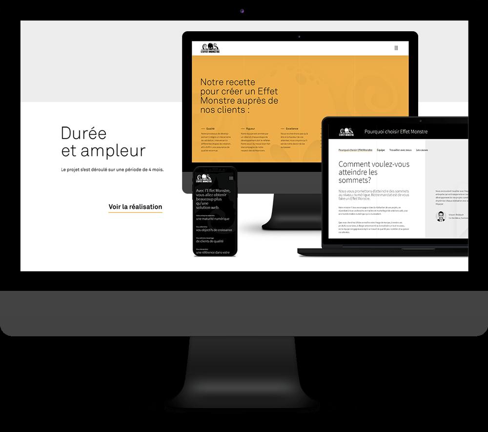 Publicité web
