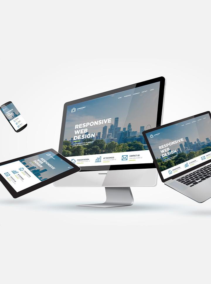 Responsive design pour mobile