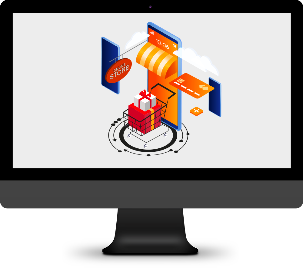 Création de boutique en ligne E-commerce